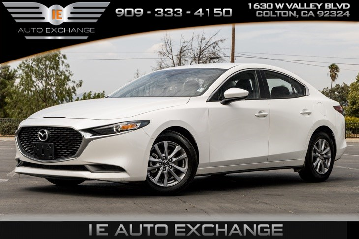 2019 Mazda Mazda3 Sedan FWD (w/ Bluetooth, Back-up Camera)