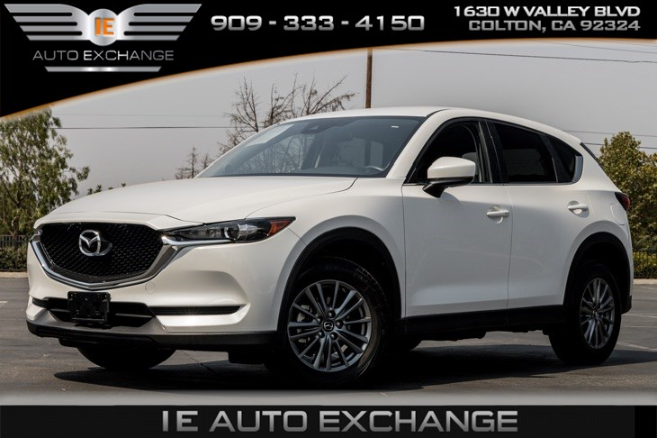 2017 Mazda CX-5 Touring (w/ Bluetooth, Back-up Camera)