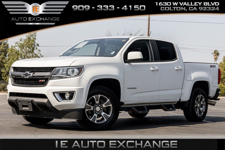 2017 Chevrolet Colorado 4WD Z71 (Bose Audio, Bluetooth, Back-up Camera)