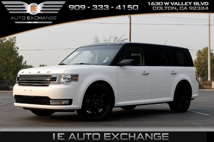 2018 Ford Flex SEL (Appearance Package, Back-up Camera)