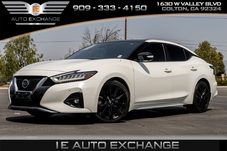 2019 Nissan Maxima SR (Premium Package, Illumination Package)