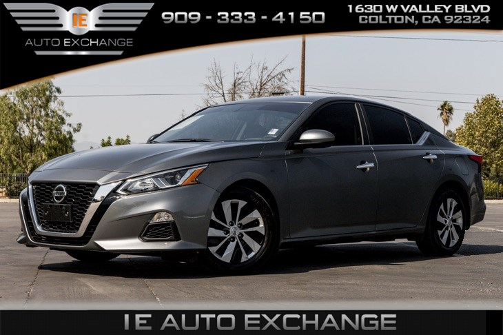 2019 Nissan Altima 2.5 S (Back-up Camera, Bluetooth)
