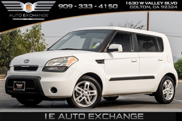 2010 Kia Soul + (Audio Package, Bluetooth)