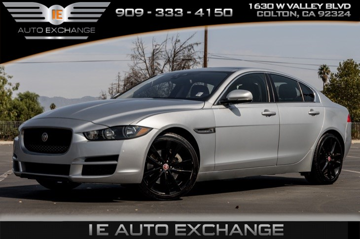 2017 Jaguar XE 25t (Navigation System, Jaguar Voice, Back-up Camera)