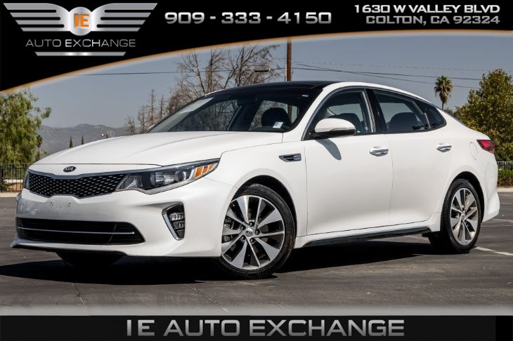 2018 Kia Optima S (Pano Sport Package, Back-up Camera)