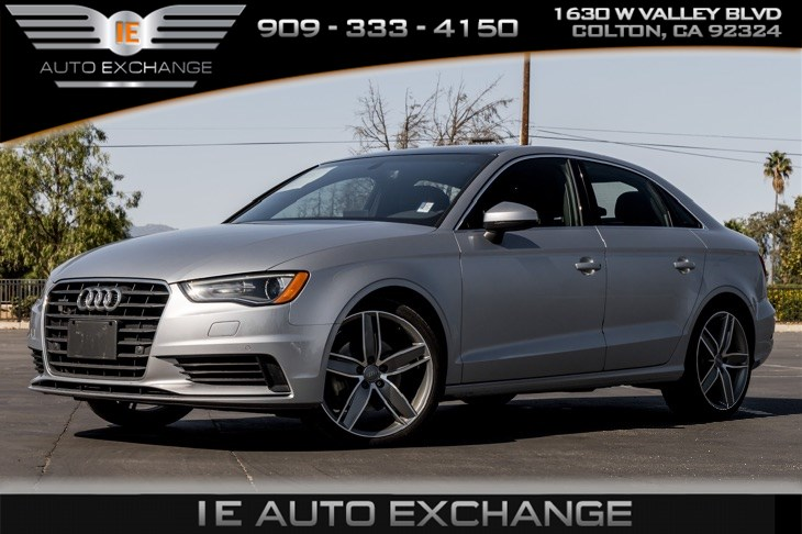 2016 Audi A3 2.0T Premium Plus (Tech Package, Sport Package)