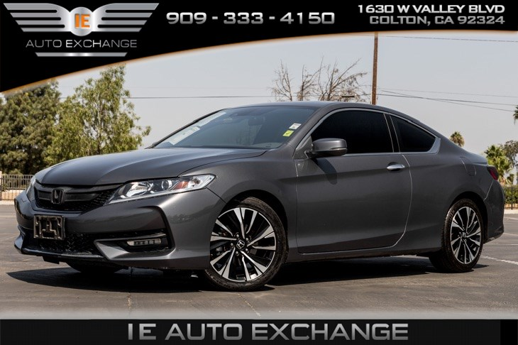 2016 Honda Accord Coupe EX (Back-up Camera, Bluetooth)