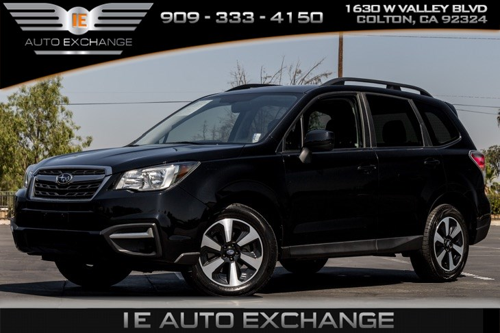 2017 Subaru Forester Premium (All Weather Package, Back-up Camera)