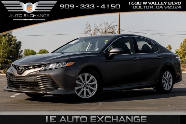 2019 Toyota Camry LE (Back-up Camera, Bluetooth)