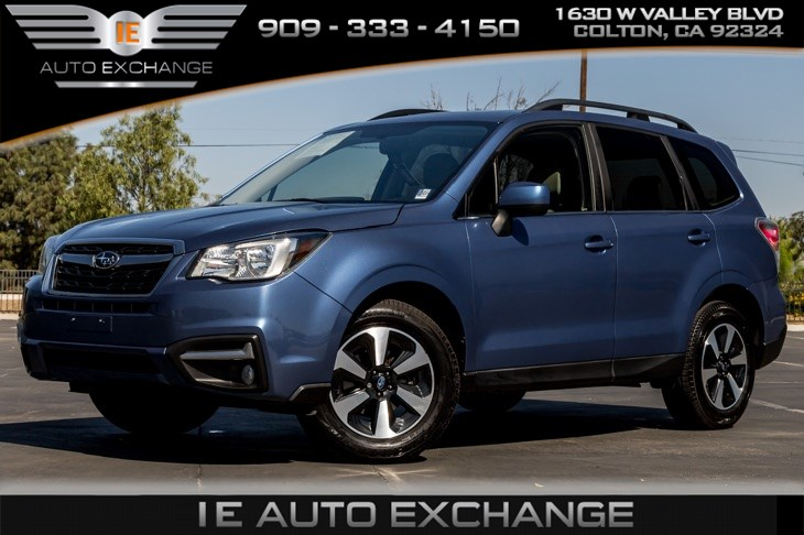 2017 Subaru Forester AWD Limited