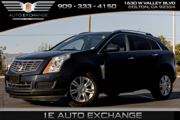 2016 Cadillac SRX Luxury Collection (Bluetooth, Back-up Camera)