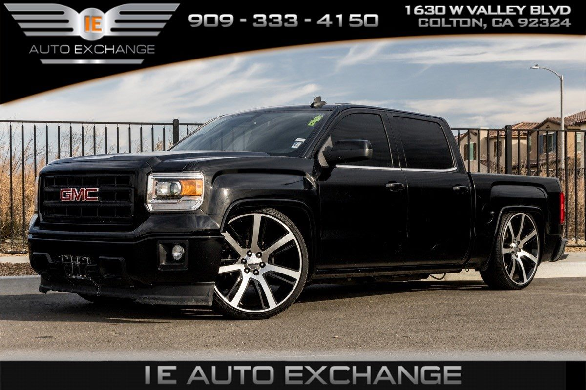Sold 2015 Gmc Sierra 1500 Sle Sle Value Package Navigation Back Up Camera In Colton
