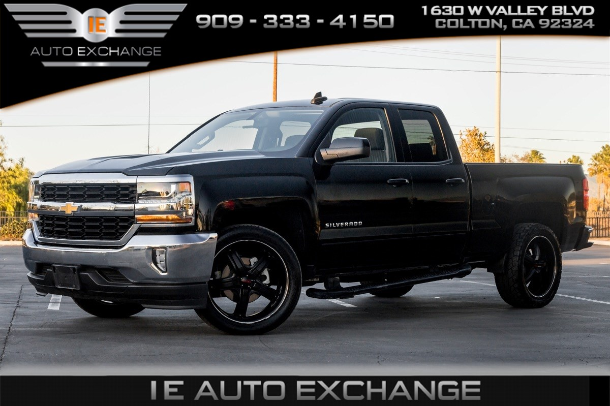 2019 Chevrolet Silverado 1500 LD LT (All Star Edition, Bluetooth, Back-up Camera)