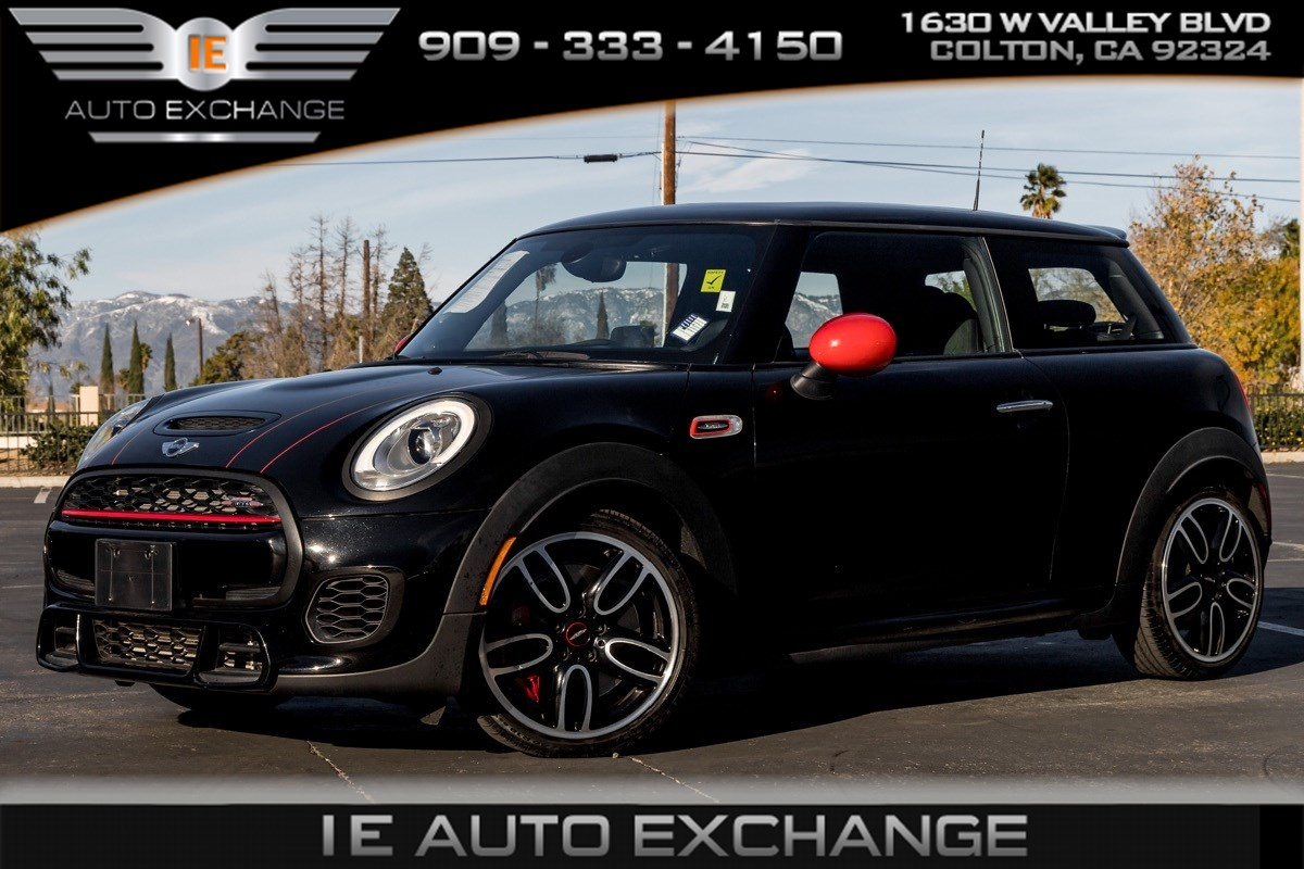 2016 MINI Cooper Hardtop John Cooper Works (Premium Package, Wired Package, Bluetooth)