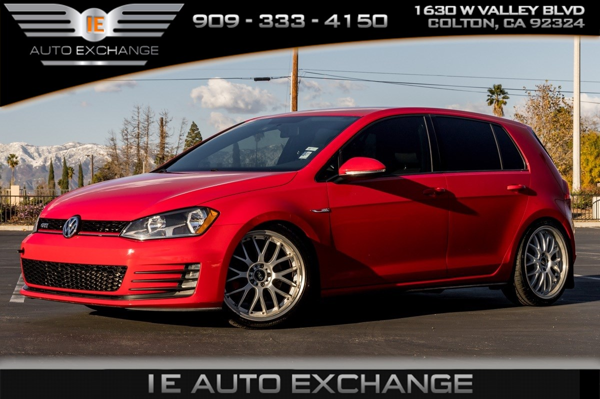 2015 Volkswagen Golf GTI S (Bluetooth, Heated Front Seats)