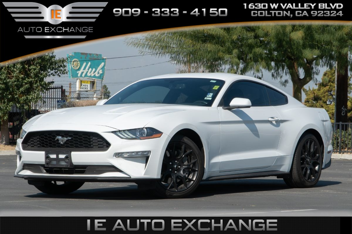 2018 Ford Mustang Fastback EcoBoost