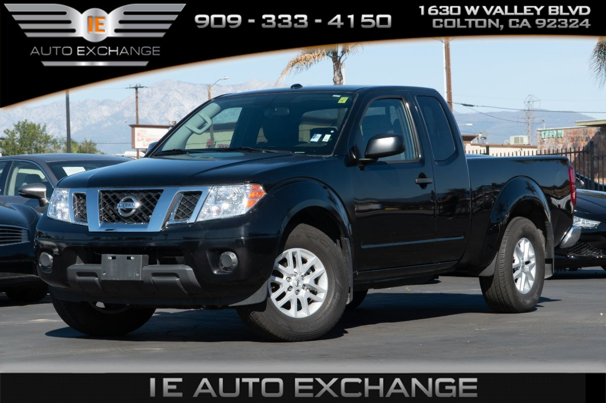 2018 Nissan Frontier SV King Cab 4x2