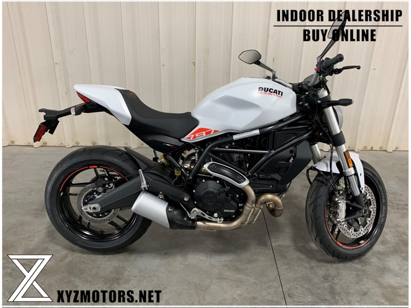 2019 Ducati Monster 797-PLUS