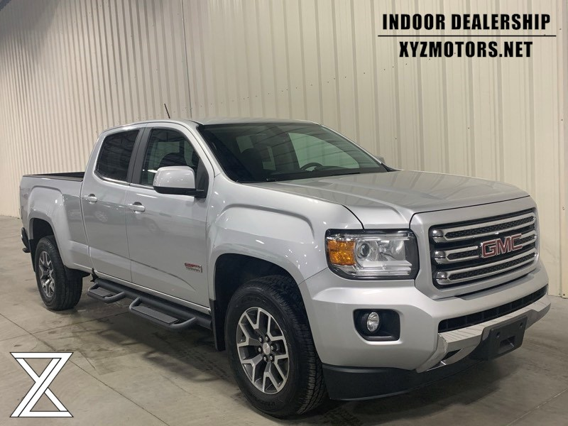 Sold 2016 Gmc Canyon Sle All Terrain In Grand Rapids