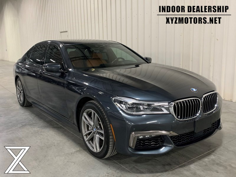 2016 BMW 750i xDrive MSport