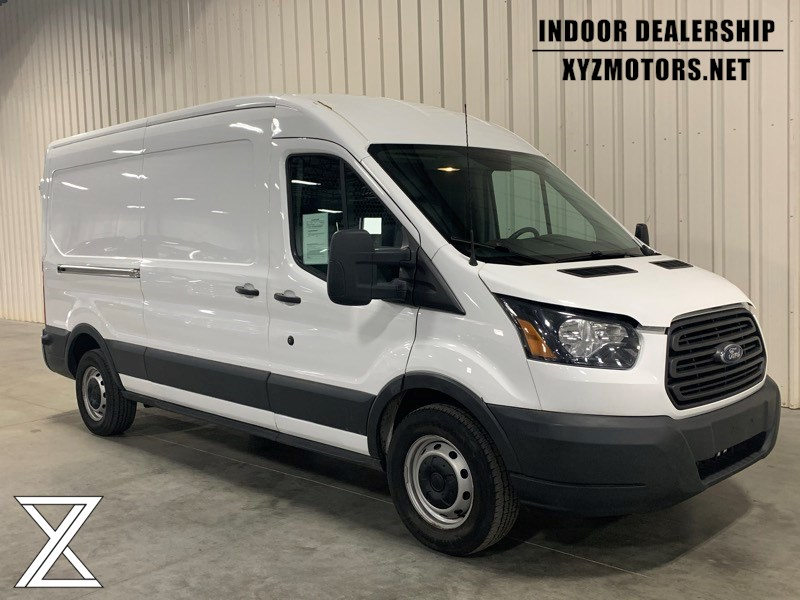 2015 Ford Transit T-350 Cargo