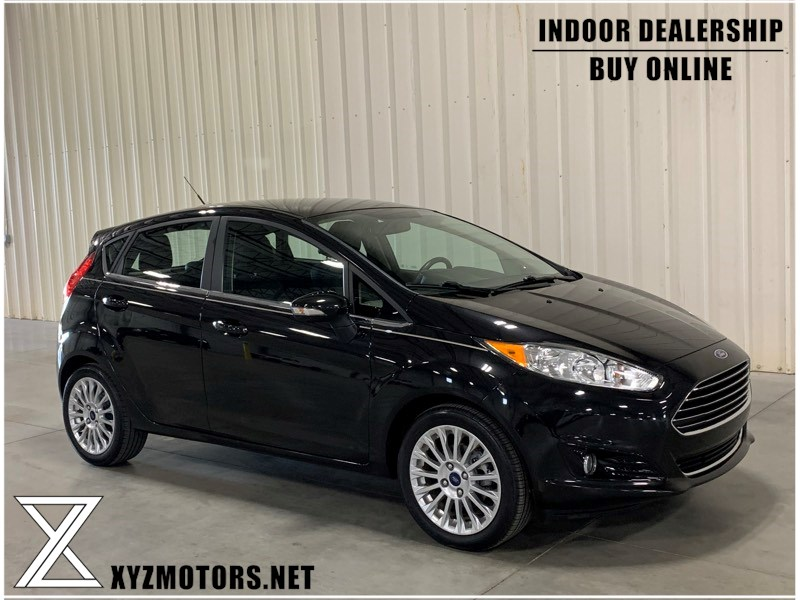 2014 Ford Fiesta Titanium (Manual)