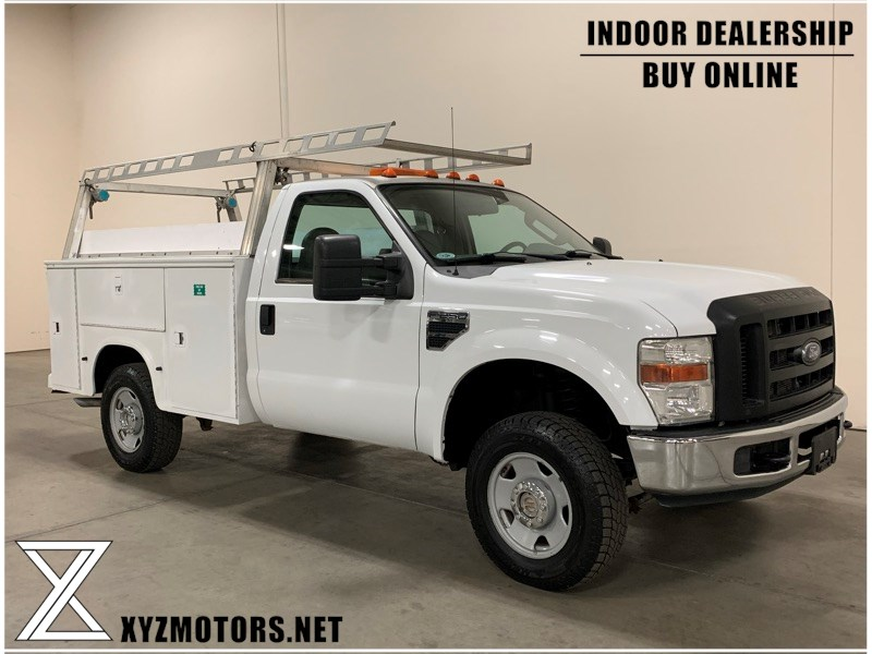 2008 Ford F-250 XL (Knapheide Box)