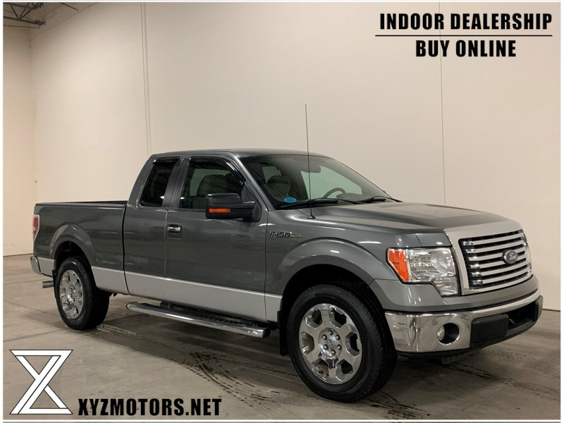 2010 Ford F-150 XLT (2WD)