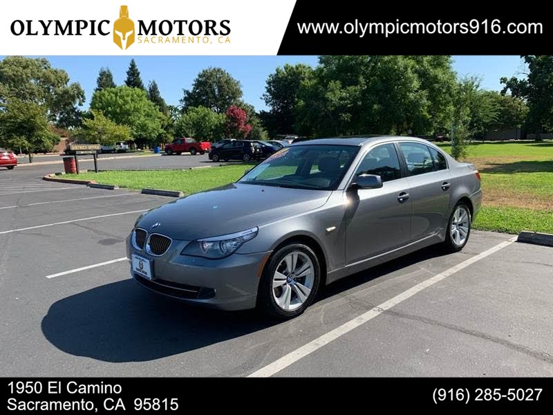 Pre-Owned Cars - Olympic Motors