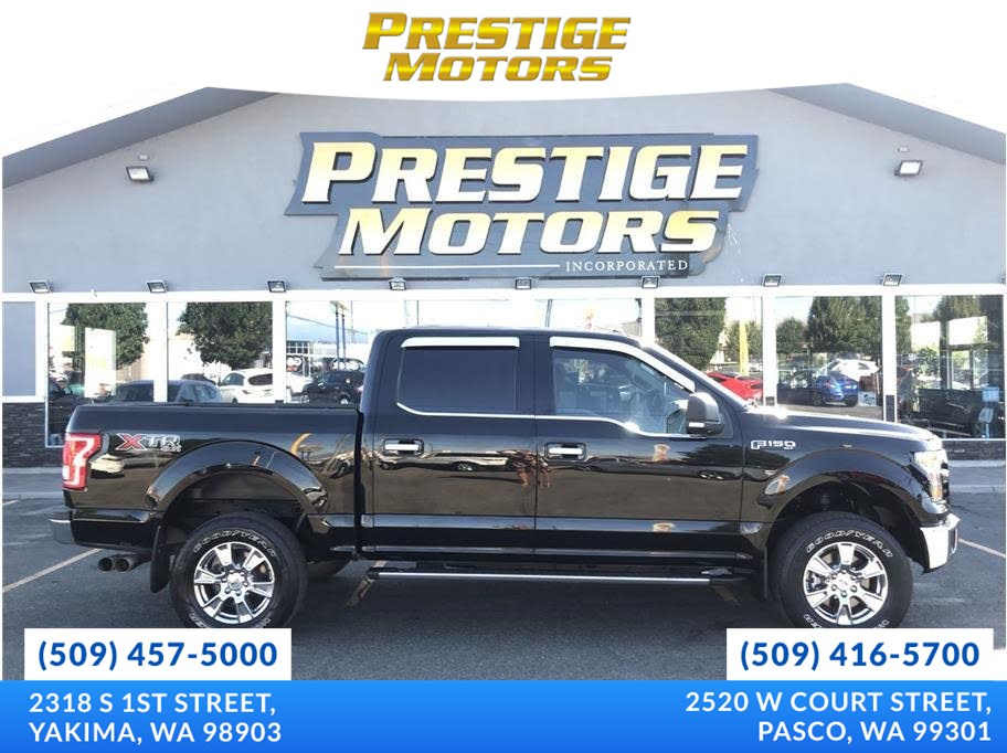 2016 Ford F-150 XLT Pickup 4D 5 1/2 ft