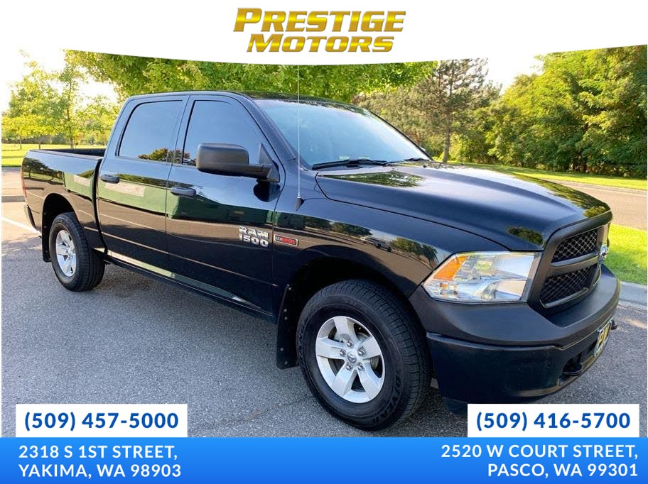 2016 Ram 1500 Tradesman Pickup 4D 5 1/2 ft