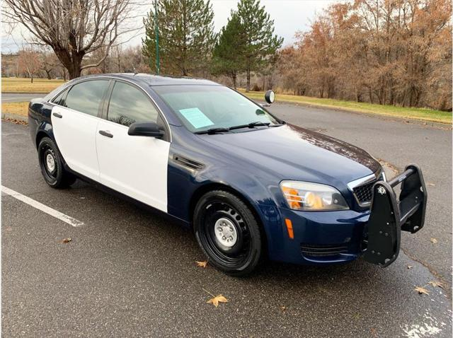 2013 Chevrolet Caprice Police Patrol Vehicle Police