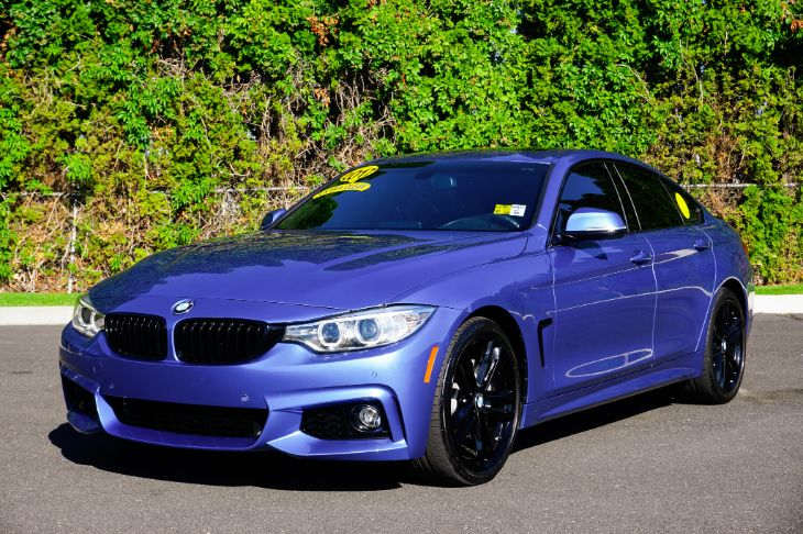 Sold 2017 Bmw 4 Series 430i Gran Coupe In Pasco