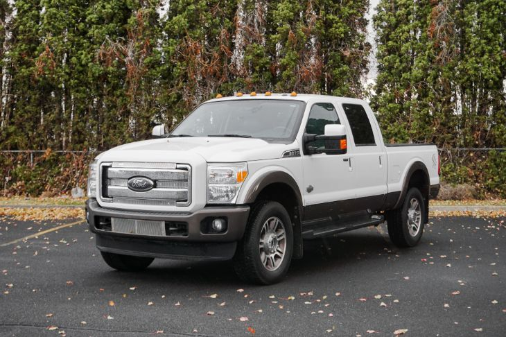 2015 Ford Super Duty F-350 SRW King Ranch
