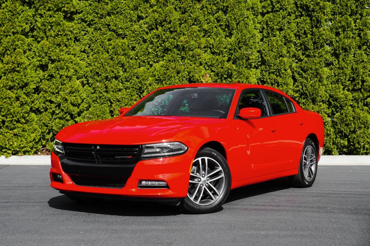 2019 Dodge Charger SXT Plus