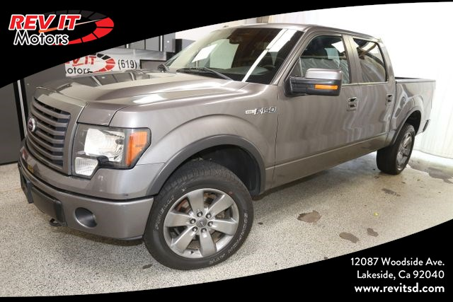 2011 Ford F-150 FX4 Pickup 4D 5 1/2 ft