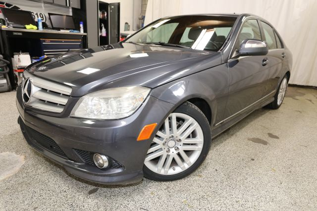 2009 Mercedes-Benz C300 C 300 Luxury Sedan 4D