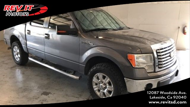 2012 Ford F-150 XLT Pickup 4D 5 1/2 ft
