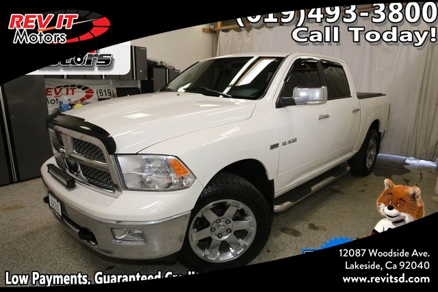 2009 Dodge Ram 1500 Laramie Pickup 4D 5 1/2 ft