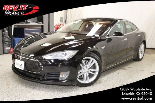 2013 Tesla Model S Performance Sedan 4D