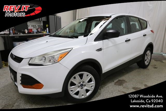 2014 Ford Escape S Sport Utility 4D