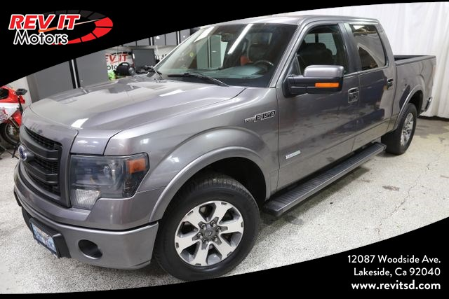 2013 Ford F-150 FX2 Pickup 4D 5 1/2 ft