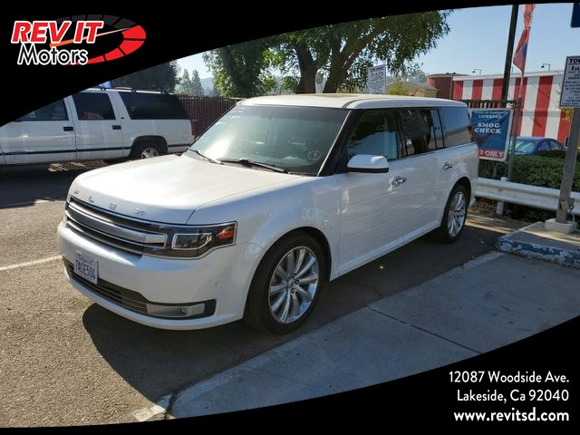 2013 Ford Flex Limited Sport Utility 4D