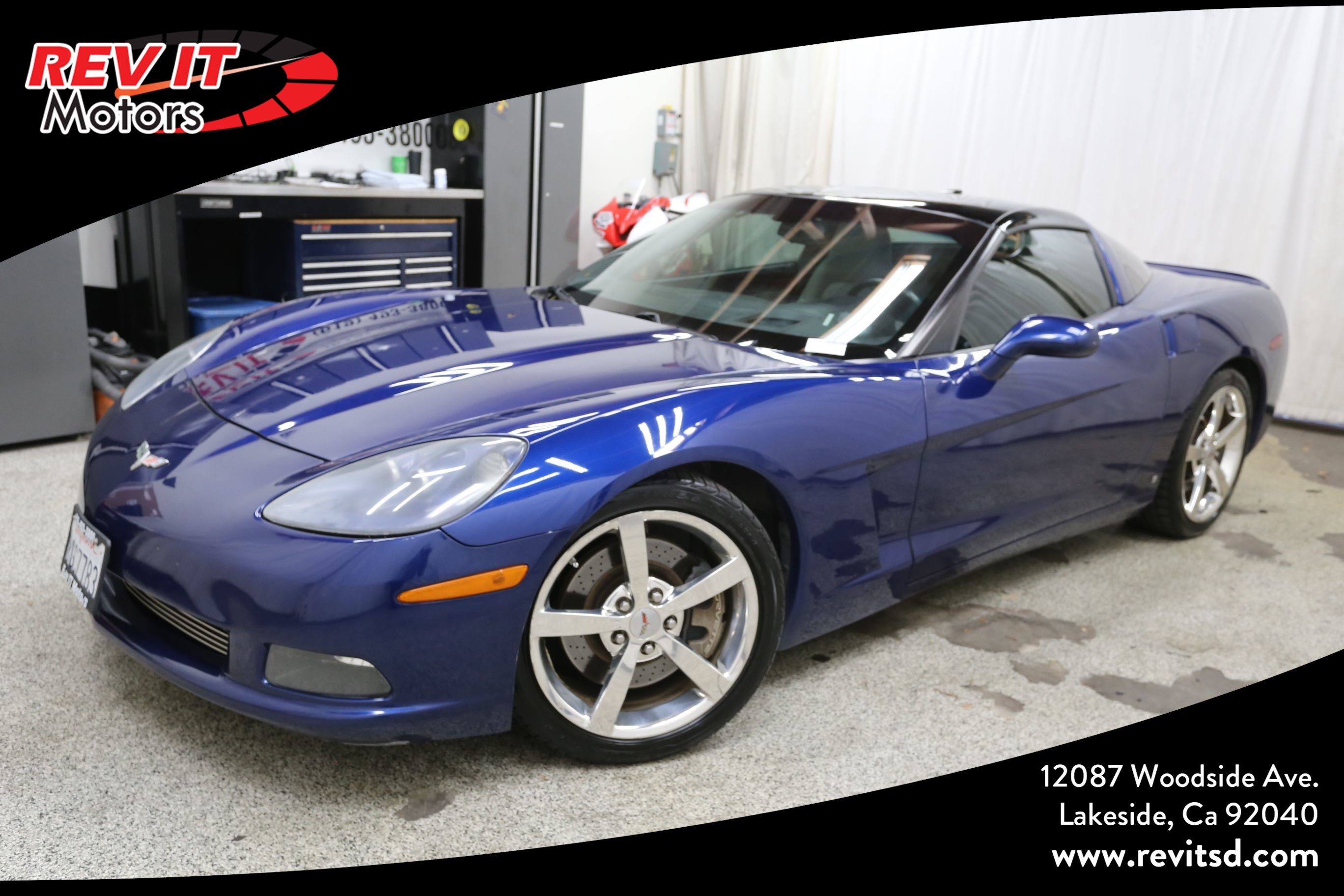 2006 Chevrolet Corvette Coupe 2D