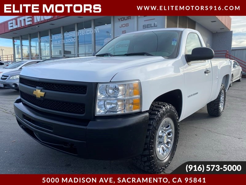 2012 Chevrolet Silverado 1500 LT - 4WD - Short Bed - One Owner!