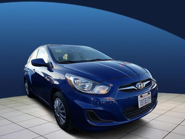 2013 Hyundai Accent GLS Sedan FWD