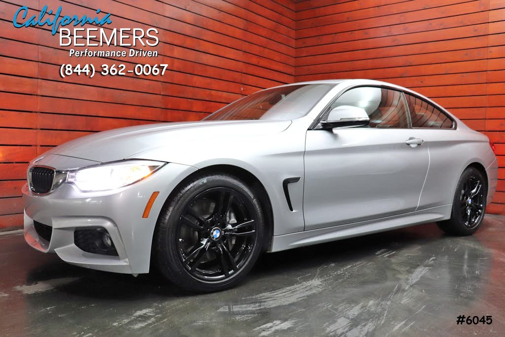 2017 BMW 4 Series 440i Coupe M Sport Pkg