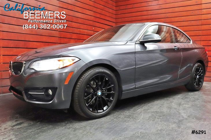 2016 BMW 2 Series 228i Coupe Sport Line