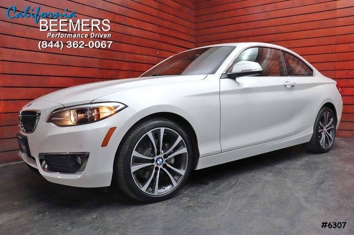 2017 BMW 2 Series 230i Coupe Luxury Line