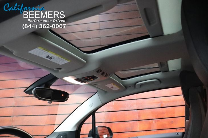 2017 BMW i3 Range Extender Moonroof Tera World